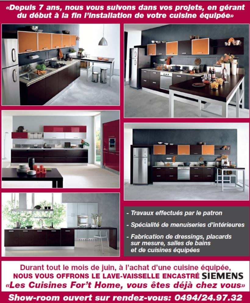 Meuble De Salle De Bain Eupen ~ cuisines for t home accueil verviers malmedy eupen herve